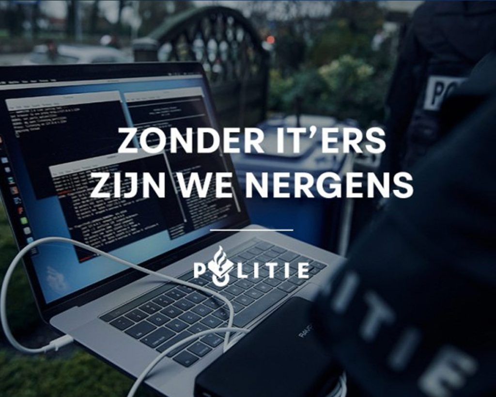 Campagnefilm voor de politie
